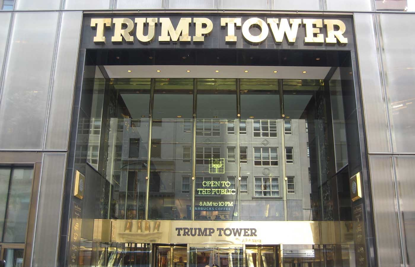 trump tower apartment a back 57th st fifth ave trump tower apartment a ...